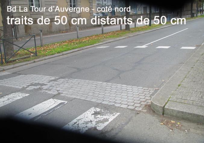 1 bd tour cote nord 50 50